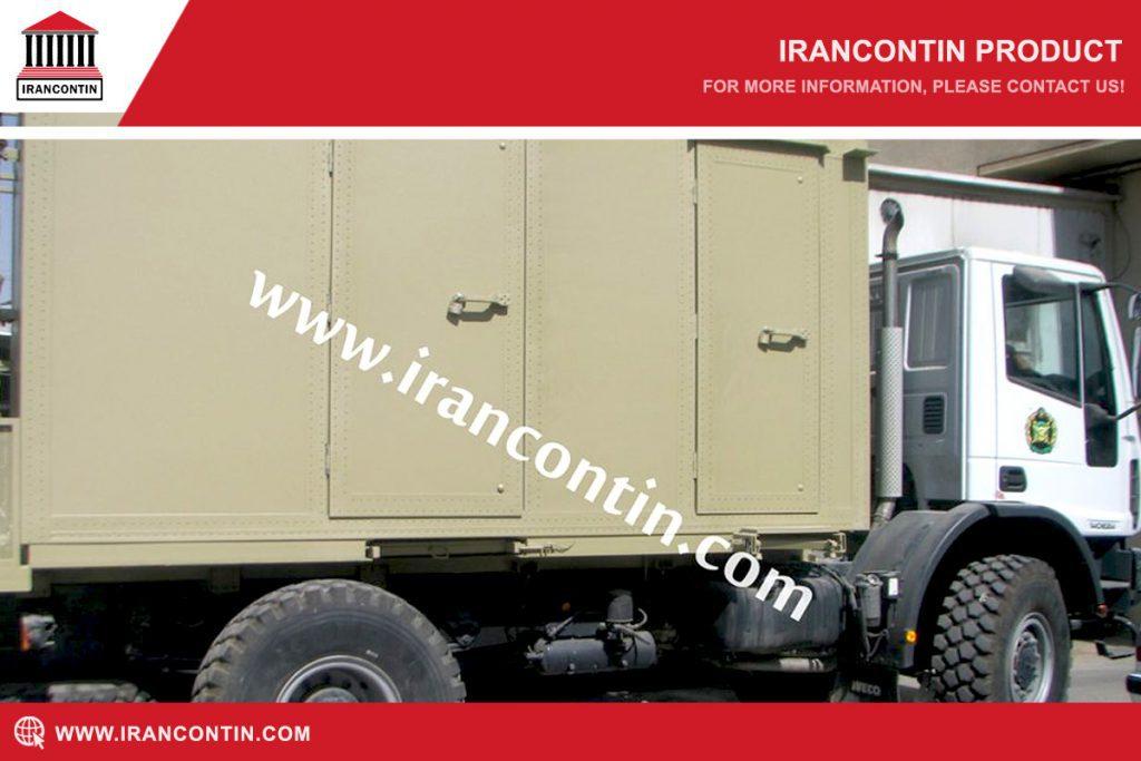 شلتر نظامی پیش ساخته ۴ (قابلیت حمل و نقل)